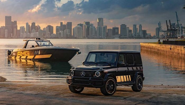 Машины надоели: Mercedes начнет выпускать катера и спортивные лодки