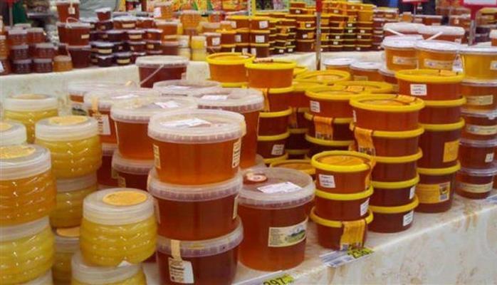 На ярмарку в Баку пчеловоды привезли 120 тонн меда