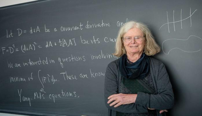 Абелевскую премию впервые получила женщина-математик
