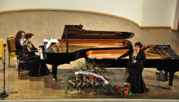 В Бакинской музыкальной академии состоялся концерт фортепианной музыки Ульвии Гаджибековой
