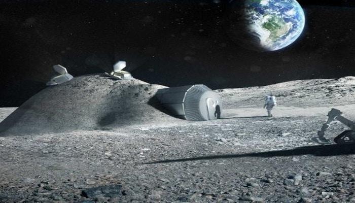 Индийские ученые разрабатывают «космические кирпичи» для строительства сооружений на Луне.