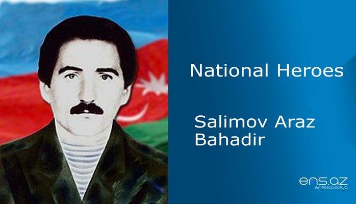 Salimov Araz Bahadir