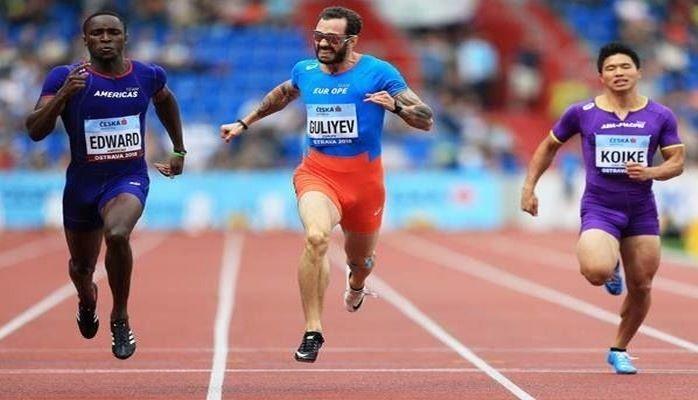 Рамиль Гулиев завоевал две медали за день