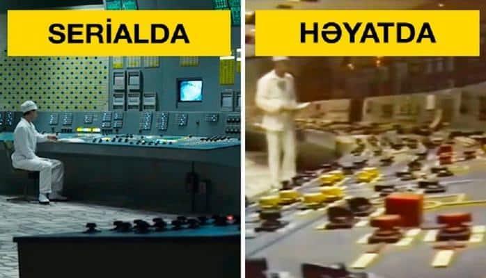 """""""Çernobıl"""": Serialdakılar və real həyatda olanlar"""