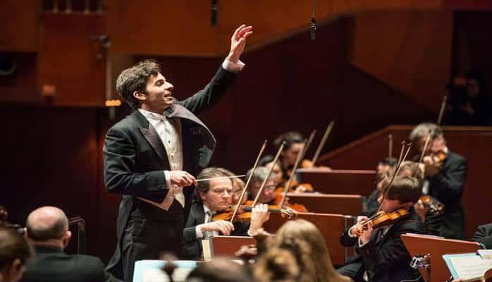 ABŞ-da yaşayan azərbaycanlı dirijor