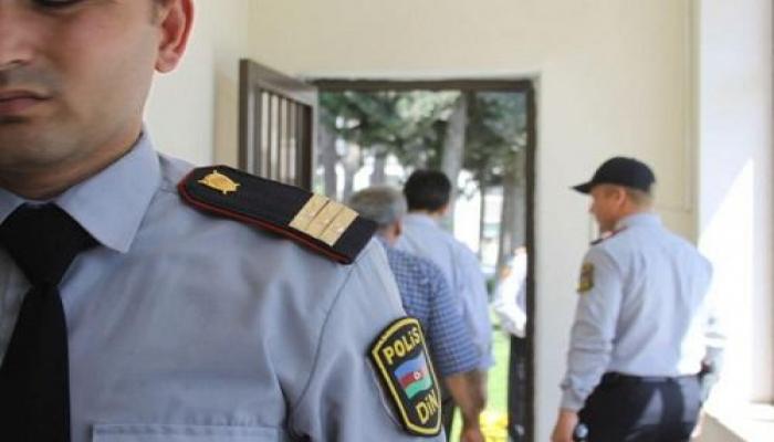 Azərbaycanda daha bir polis koronavirusa yoluxdu