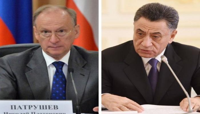 В Баку состоялись российско-азербайджанские консультации по безопасности