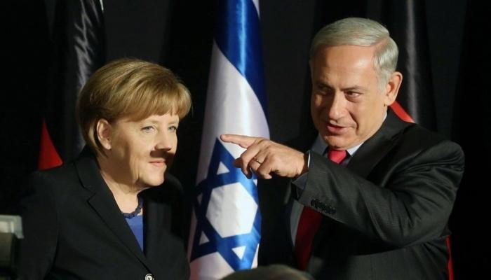 """Merkel Netanyahuya qarşı çıxdı: """"Dəstəkləmirik"""""""