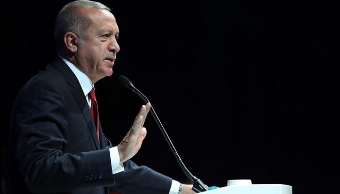 Erdoğan'dan ABD'ye F-35 tepkisi: Nasıl vermezsin, bunun adı gasp olur