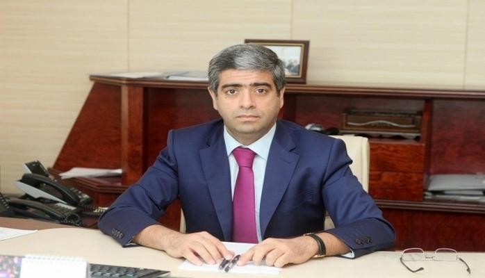 Anar Əliyev nazirliyin Aparat rəhbəri təyin edildi