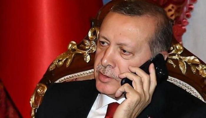 Türkiyə Prezidenti ilə Avropa İttifaqı Şurası Prezidenti arasında telefon danışığı olub