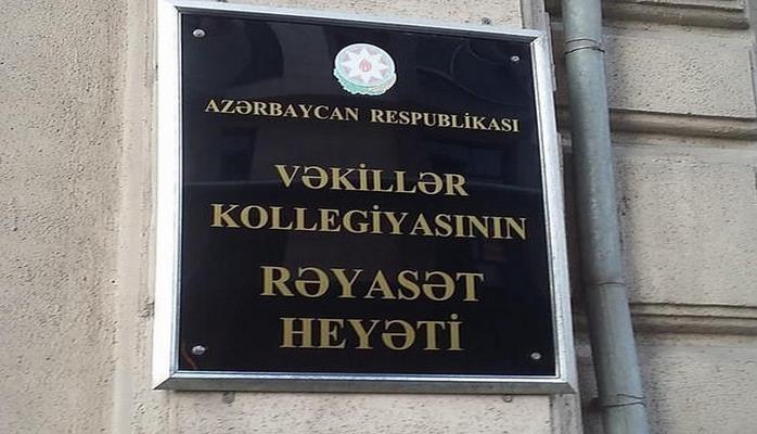Abşeron rayon Vəkil Bürosunun rəhbəri dəyişdirilib