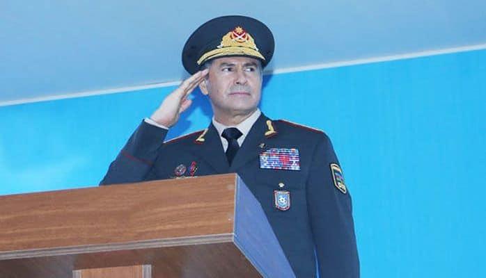 Вилаят Эйвазов уволил полковника