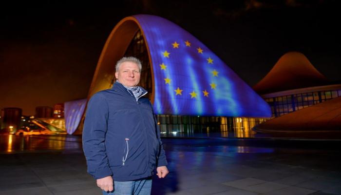 Посол ЕС: Спасибо, Азербайджан!