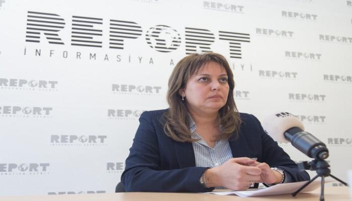 Умайра Тагиева получила новую должность