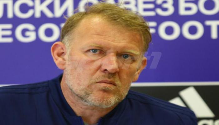 Экс-наставник сборной Азербайджана подал в отставку после поражения от Армении