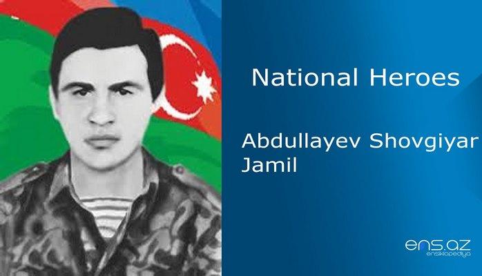 Abdullayev Shovgiyar Jamil