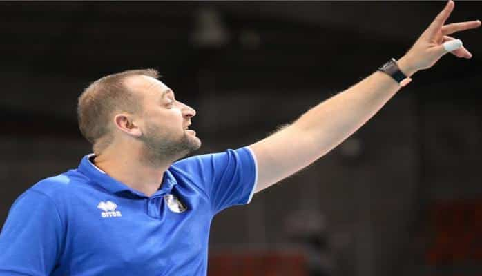 Главный тренер болгарской сборной о предстоящем матче со сборной Азербайджана по волейболу