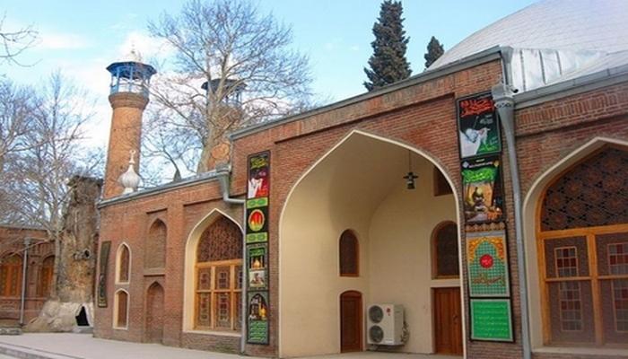 Gəncə Şah Abbas məscidi – tariximizin yadigarı