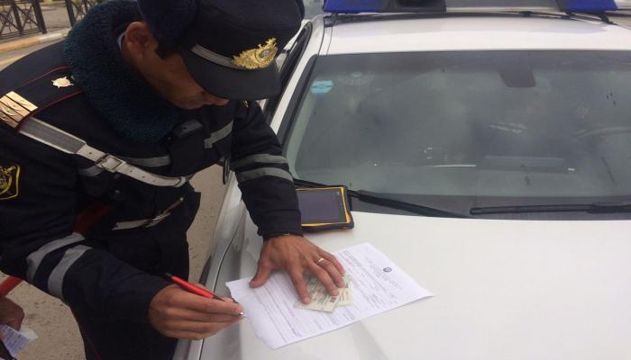 Азербайджанские водители стали реже нарушать правила дорожного движения