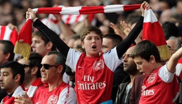 """В матче с """"Карабахом"""" английский """"Арсенал"""" поддержат около 500 болельщиков"""