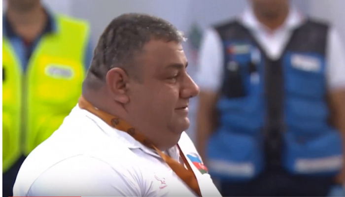 Paralimpiyaçılarımız Dünya Kubokunda üçüncü qızıl medal qazandılar