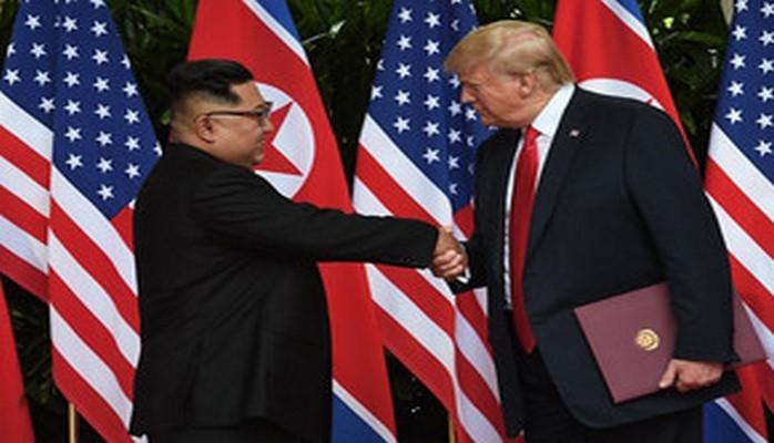 Трамп рассказал о формате и месте встречи с Ким Чен Ыном