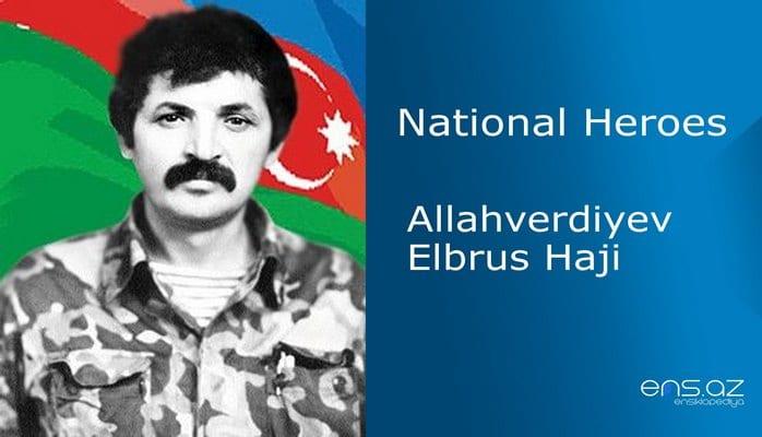 Allahverdiyev Elbrus Haji