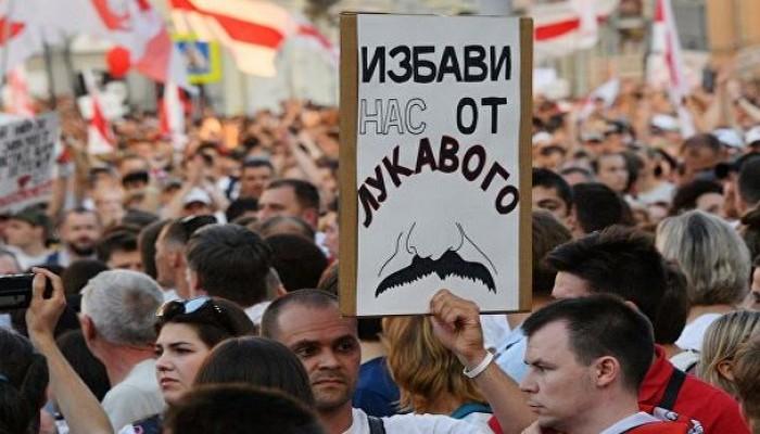 Belarus rəsmilərinə sanksiyalar tətbiq ediləcək