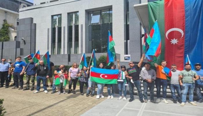 Belçikada azərbaycanlılara hücum edən 17 erməni saxlanılıb - RƏSMİ