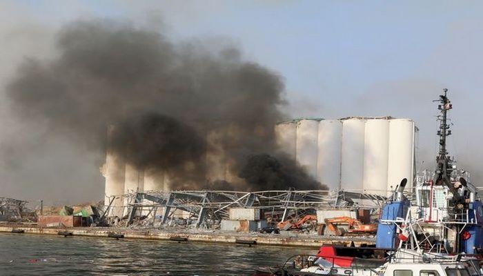Beyrutda  partlayışdan sonra dollar düşür və neftin qiyməti qalxdı