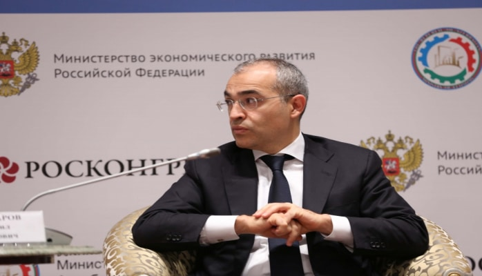 Mikayıl Cabbarov: Rusiya indiyədək Azərbaycan iqtisadiyyatına beş milyard dollar investisiya yatırıb
