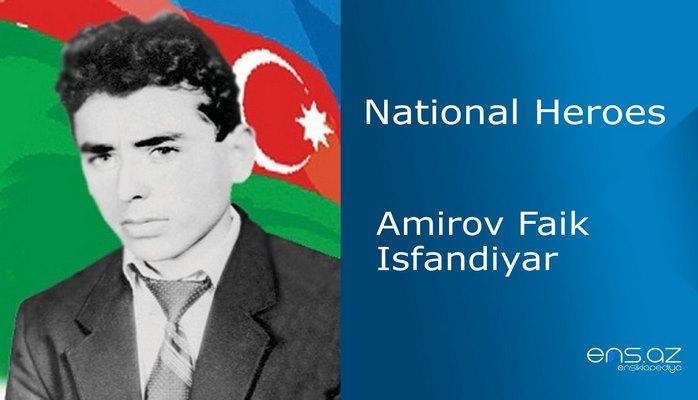 Amirov Faik Isfandiyar