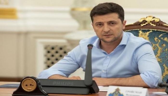 Зеленский уволил своего представителя в правительстве Украины