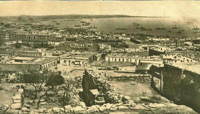 Виды Баку на открытках 20-х годов (ФОТО) – Часть 4