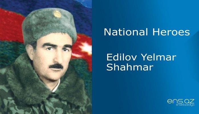 Edilov Yelmar Shahmar