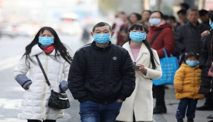 Число жертв коронавируса в Китае превысило 2,7 тысяч человек