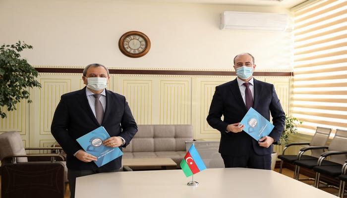БГУ будет сотрудничать с Нотариальной палатой Азербайджана