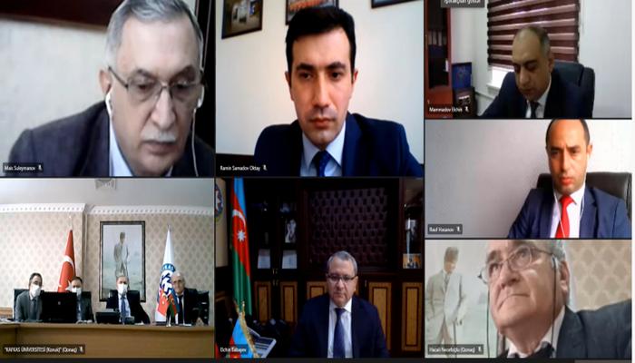БГУ и Университет «Кавказ» Турции подписали соглашение о сотрудничестве