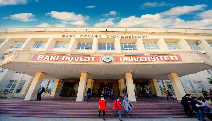 БГУ продолжает лидировать среди вузов Азербайджана
