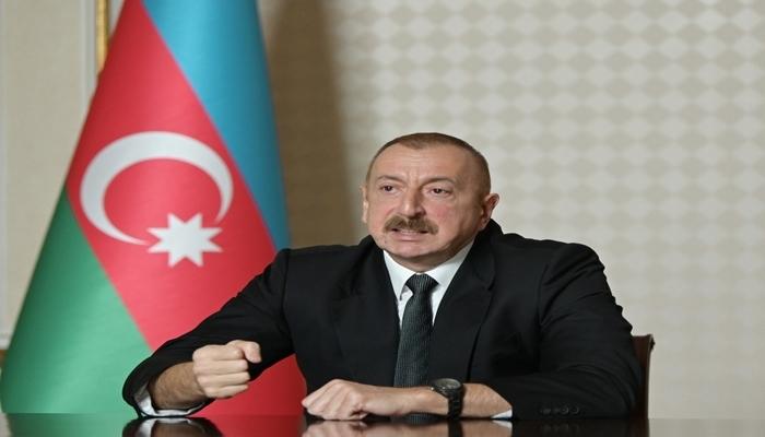 """""""Biz təkcə yeddi rayonu yox, daha çox ərazini azad etmişik"""" - Prezident"""