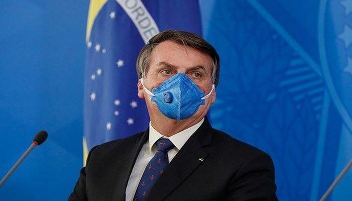 Braziliya prezidenti COVID-19 testinin nəticəsini açıqladı