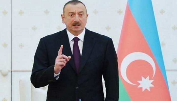 """""""Bu təlimlər bəzi ölkələrdə narahatlıq doğurur"""" - İlham Əliyev"""