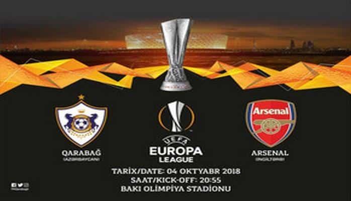 """На матч """"Карабах"""" - """"Арсенал"""" продано 20 000 билетов"""
