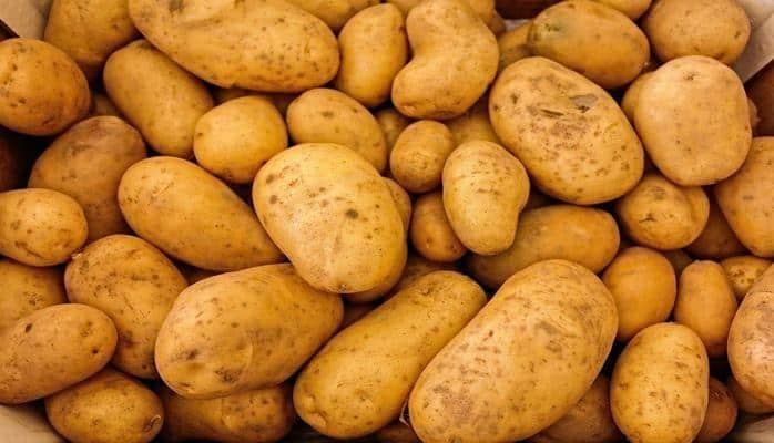 Агентство продбезопасности забраковало 26 тонн ввезенной из Грузии картошки с червями