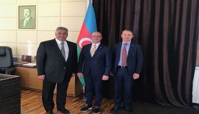 Азад Рагимов встретился с литовским мэром