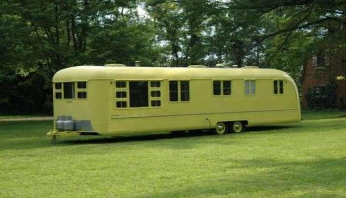 66 ildir içində heç bir əşyası dəyişdirilməyən bu karavan