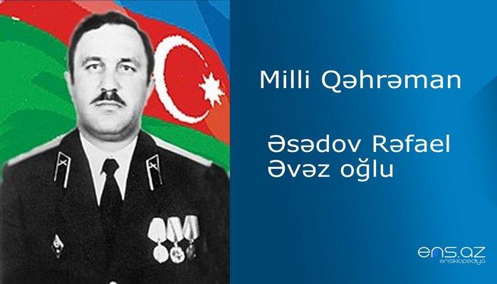Rəfael Əsədov Əvəz oğlu
