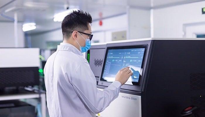 Китайская компания секвенировала геном человека всего за $100