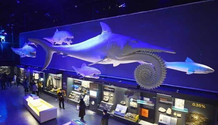 В Китае создается Национальный музей морей и океанов